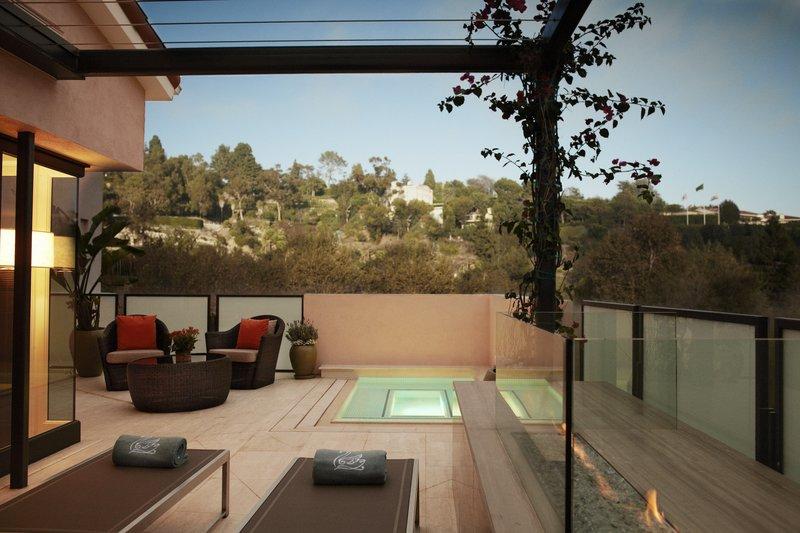Hotel Bel-Air - Los Angeles, CA
