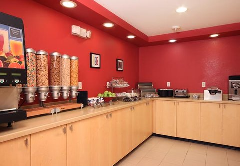 TownePlace Suites Albany Downtown Medical Center Hotel - Breakfast Room