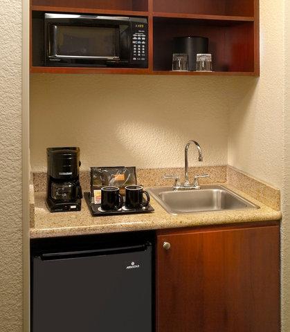 SpringHill Suites Atlanta Buckhead - Kitchenette