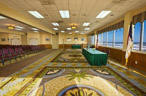 Ramada Plaza Nags Head Oceanfront - Ballroom Theater Set Up
