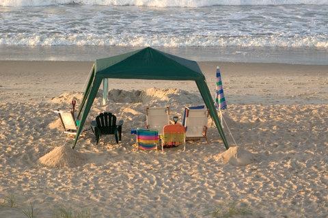 Ramada Plaza Nags Head Oceanfront - Beach