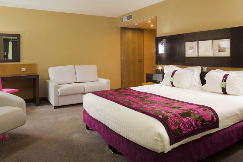 Holiday Inn Paris-St. Germain des Pres Zimmeransicht