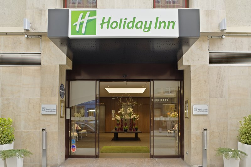 Holiday Inn Paris-St. Germain des Pres Außenansicht