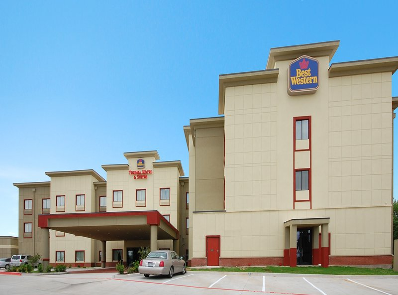 BEST WESTERN PLUS TEXOMA HOTEL
