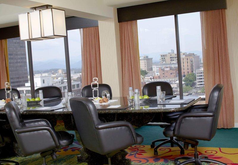 Renaissance Asheville Hotel Sala convegni