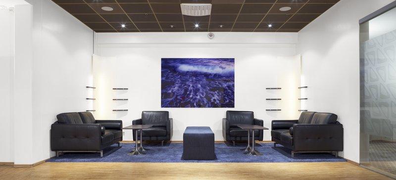 Scandic Bergen Airport Bar/lounge