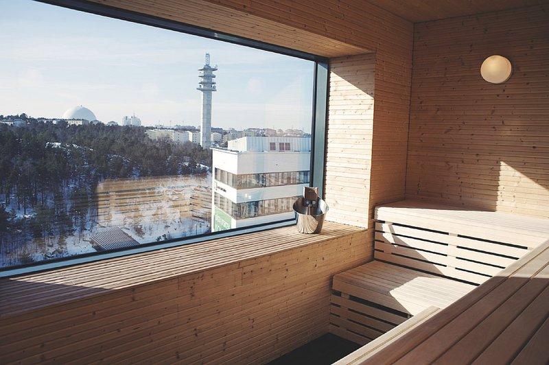 Park Inn by Radisson Stockholm Hammarby Sjöstad Wellness részleg