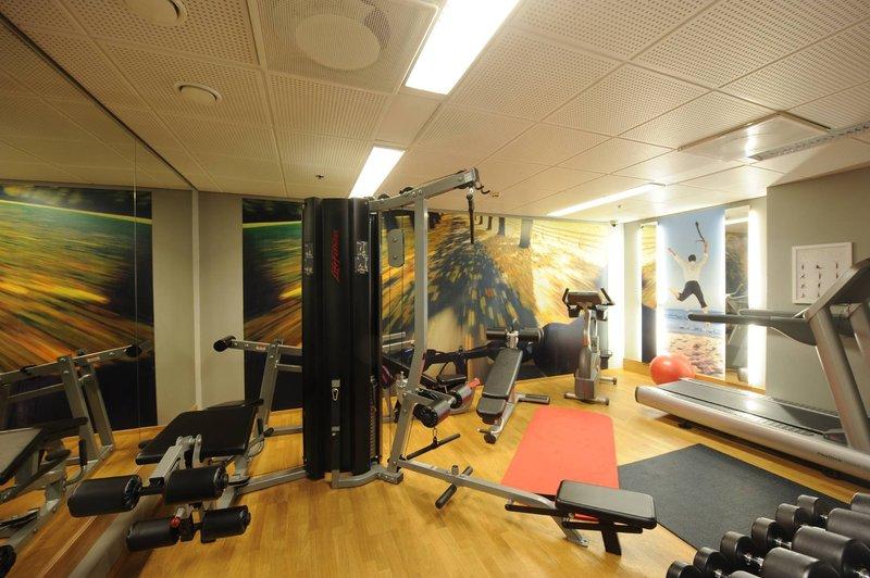 Scandic Marski Helsinki Fitness club