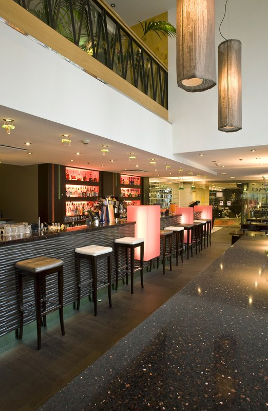 Scandic Marski Helsinki Bar/lounge