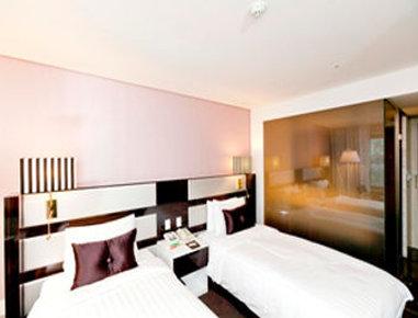 Ramada Hotel Seoul Вид в номере