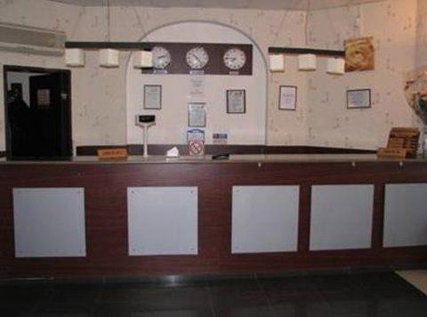 Coco s Cerna Hotel - Das President Hotel Bucharest Reception