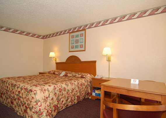 Econo Lodge-Reliant Med Ctr - Houston, TX