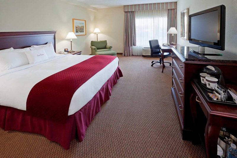 DoubleTree by Hilton Hotel Boston - Milford Vista do quarto