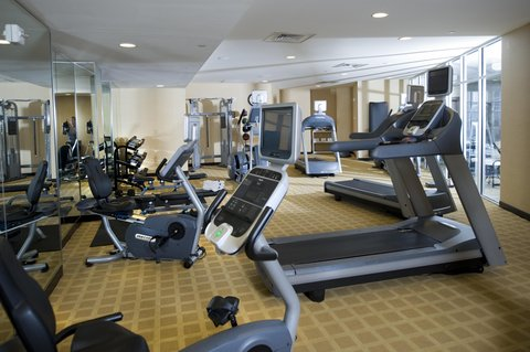 DoubleTree by Hilton Baton Rouge - Fitness Center