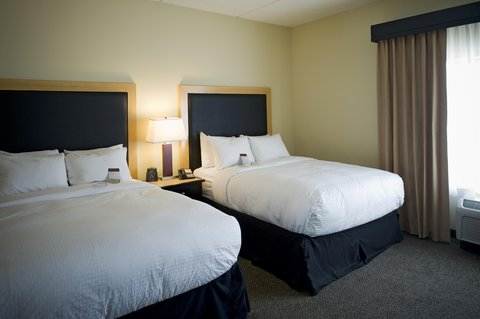 DoubleTree by Hilton Baton Rouge - Double Queen Guest Room