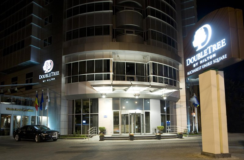 Doubletree by Hilton Hotel Bucharest - Unirii Square Vista exterior