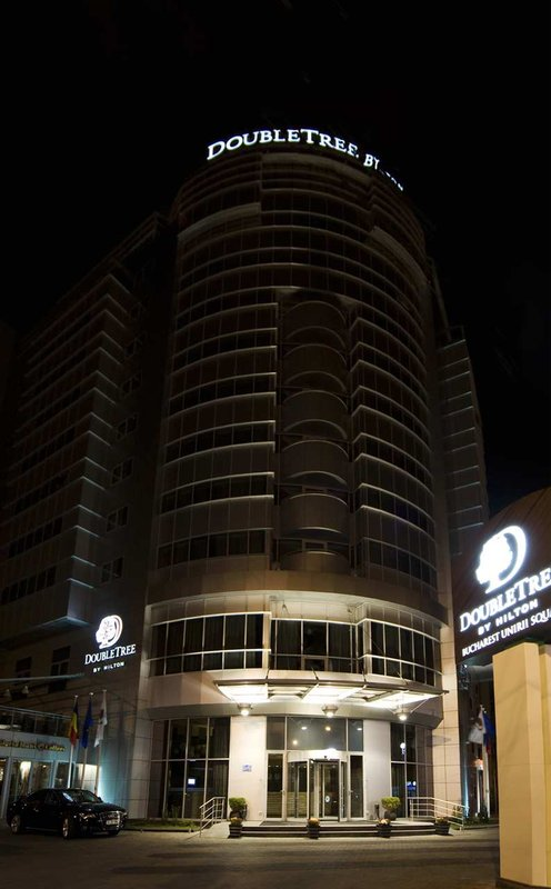 Doubletree by Hilton Hotel Bucharest - Unirii Square Fasad