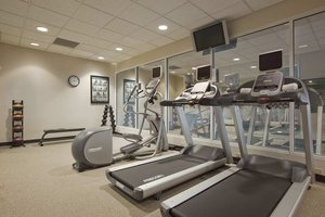 Fitness/ Exercise Room - Hilton Garden Inn Englewood