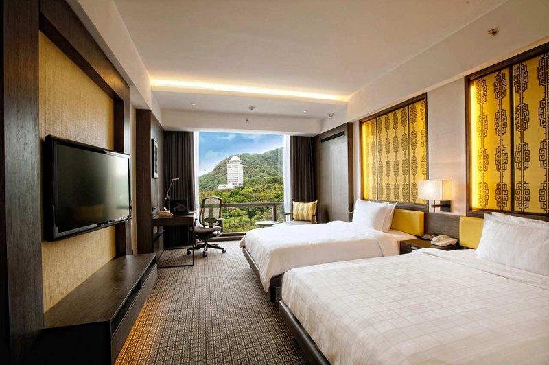 Millennium Seoul Hilton Hotel Widok pokoju
