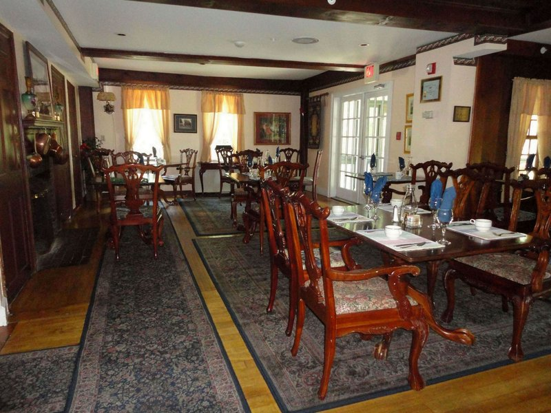 Three Chimneys Inn - Durham, NH