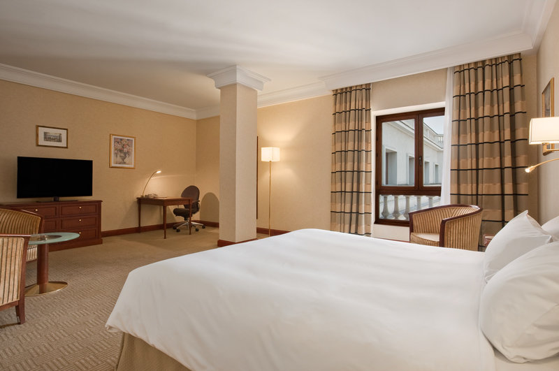 Athenee Palace Hilton Bucharest hotel View of room