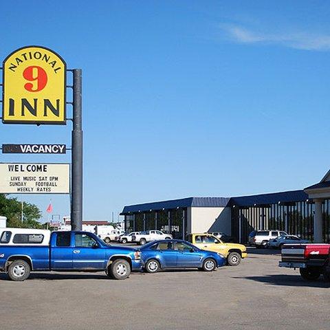National 9 Inn Gillette - National Gillette Gillette WYExterior