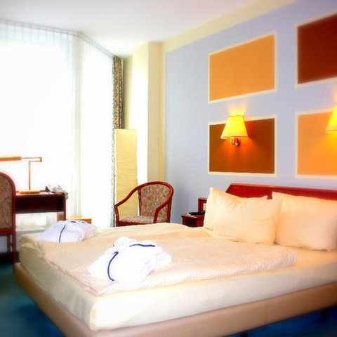 SensCity Hotel Berlin Spandau - Komfortzimmer Hotel Berlin