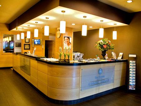 BEST WESTERN Hotel Conde Duque - Front Desk