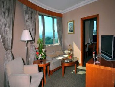 Haihua Hotel Hangzhou - King Bed Suite With Lake View