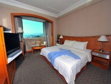 Haihua Hotel Hangzhou - King Bed Superior Room With Lake View