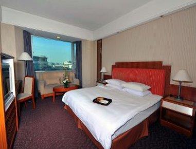 Haihua Hotel Hangzhou - King Bed Superior Room