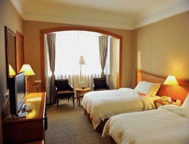 Haihua Hotel Hangzhou - 2 Twin Beds Executive Room