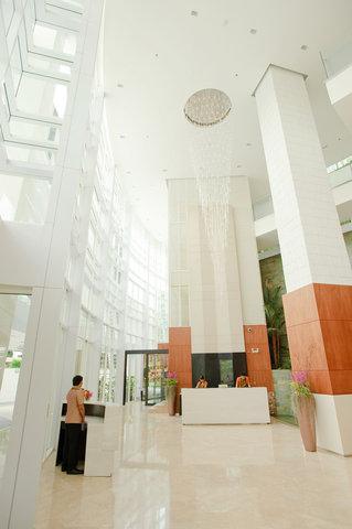 Anantara Baan Rajprasong Serviced Suites - Reception Hall