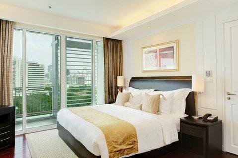 Anantara Baan Rajprasong Serviced Suites - One Bedroom Deluxe Suite