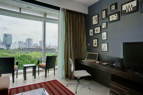 Anantara Baan Rajprasong Serviced Suites - One Bedroom Suite
