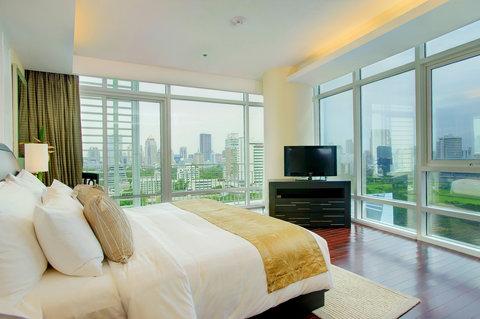 Anantara Baan Rajprasong Serviced Suites - Two Bedroom Suite Panoramic Views