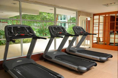 Anantara Baan Rajprasong Serviced Suites - Fitness Centre