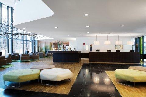 First Hotel G - First Hotel G lobby