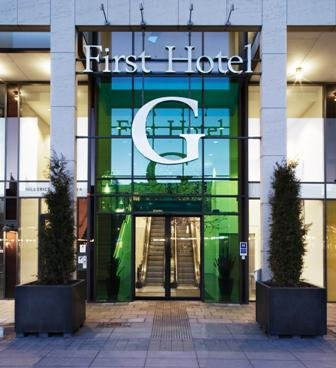 First Hotel G - Welcome to First Hotel G