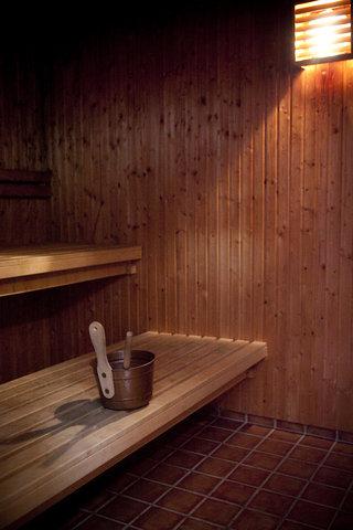 Best Western Villa Soderas - Sauna