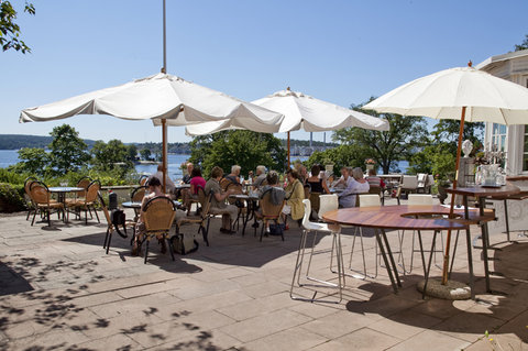 Best Western Villa Soderas - Terrace