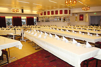 Hotel Margrethe - Sal