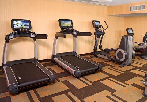 Courtyard By Marriott Downtown Baltimore Hotel - Fitness Center