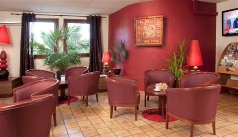 Kyriad Saint Etienne Centre - Interior View