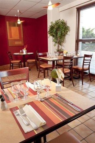 Kyriad Saint Etienne Centre - Restaurant