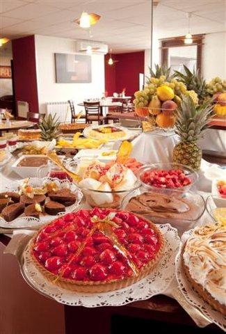Kyriad Saint Etienne Centre - Buffet Restaurant