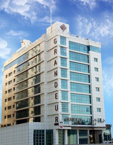 فندق جرانديور - Exterior