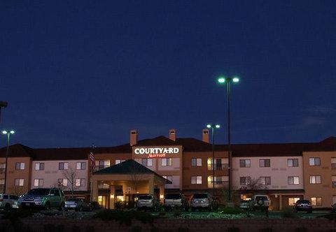 Courtyard Colorado Springs South - Entrance