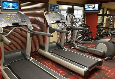 Courtyard Colorado Springs South - Fitness Center