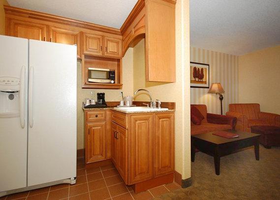 Comfort Suites Billede af værelser